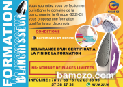 FORMATION BLANCHISSEUR / GS2I-CI