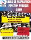 COURS DE PRÉPARATION AUX CONCOURS DE LA FONCTION PUBLIQUE
