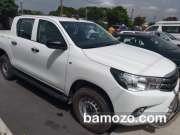 PICK-UP..TOYOTA HILUX DOUBLE CABINE